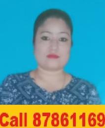Indian-Experienced Maid-JOUIYA RAI