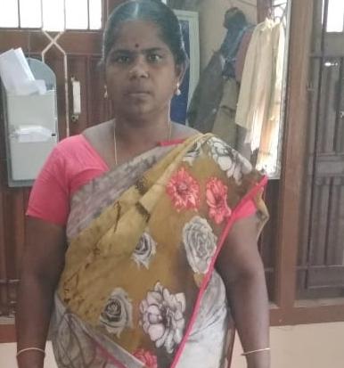 Indian-Experienced Maid- ELANGOVAN PARAMESHWARI