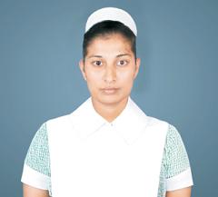 Sri Lankan Fresh Maid - R.P.D. MANOJA MADUWANTHI WIMALAVEERA