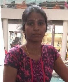Indian-Experienced Maid-MURUGESAN GEETHA