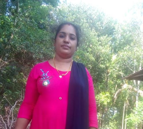 Indian-Fresh Maid-OMANA RAJI
