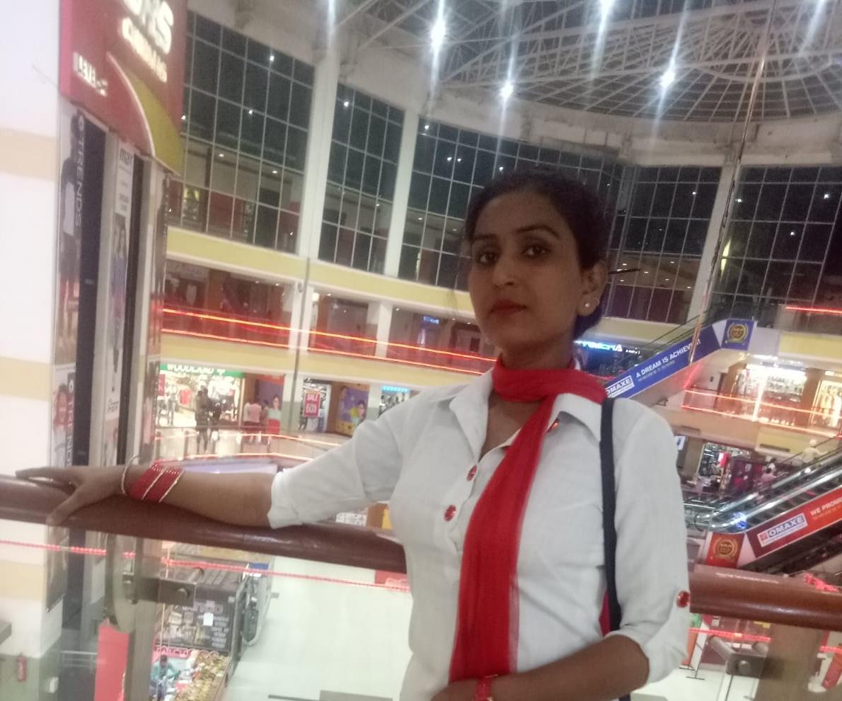 Indian Transfer Maid - REKHA