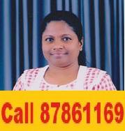 Sri Lankan-Experienced Maid-R. JASINTHA RANI FERNANDO