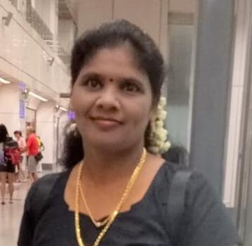 Indian-Experienced Maid-VILASINI MOLY
