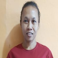 Indonesian Ex-Singapore Maid - WARTINI (RB-107) EX SIN