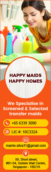 HAPPY MAIDS HAPPY HOMES PTE. LTD.