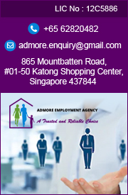ADMORE EMPLOYMENT AGENCY