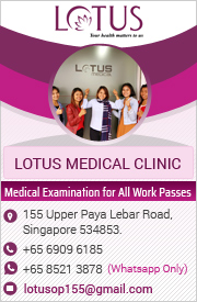 LOTUS MEDICAL CLINIC PTE LTD