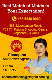CHAMPION MANPOWER AGENCY LLP